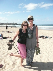 Tracey & Marga, Manly Beach