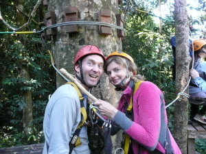 Green Discovery Ziplining