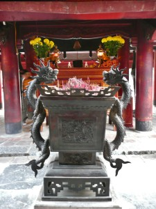 Hanoi - Temple of Literature (7)