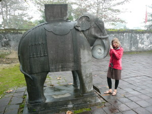 Hue - Tomb of Minh Mang (1)