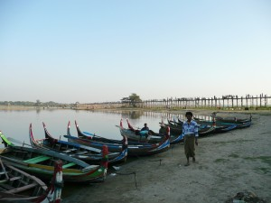 U Bein's Bridge (2)